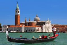 Venetië in Italië Stock Foto's