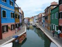 Venetië - Italië Stock Afbeelding