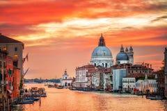 Venetië, Italië Stock Foto's