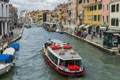 Venetië in Italië royalty-vrije stock afbeelding