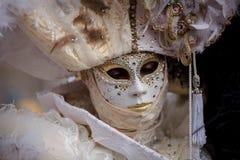 Venetië, Italië Carnaval van Venetië, mooie maskers bij St Teken` s Vierkant royalty-vrije stock afbeeldingen
