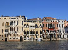 Venetië, Italië, de Zomertijd, mijn vakantie Royalty-vrije Stock Foto