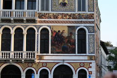 Venetië, Italië, jaar 2008 Stock Foto