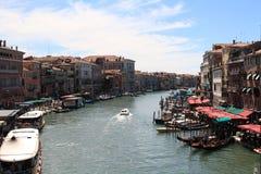 Venetië, Italië, jaar 2008 Royalty-vrije Stock Afbeeldingen