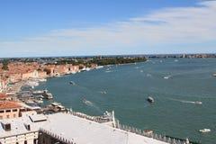 Venetië, Italië, jaar 2008 Stock Foto's