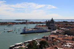 Venetië, Italië, jaar 2008 Stock Fotografie