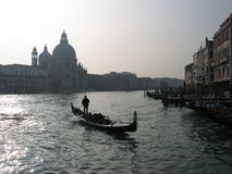 Venetië - Kanaal stock foto's