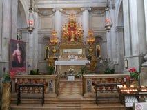 Venetië - kerk St Geremia e Lucia royalty-vrije stock fotografie