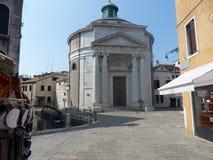 Venetië - Kerk van La Maddalena royalty-vrije stock afbeelding