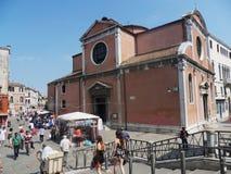 Venetië - Kerk van San Felice royalty-vrije stock fotografie