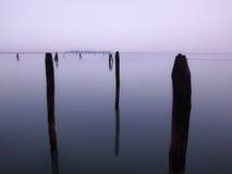 Venetië laguna Royalty-vrije Stock Foto's