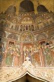 Venetië - mozaïek van st. de kathedraal van het Teken Royalty-vrije Stock Afbeeldingen