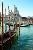 Venetië op een duidelijke dag Royalty-vrije Stock Afbeeldingen