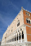 Venetië - Palazzo Ducale royalty-vrije stock afbeelding