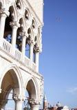 Venetië-Palazzo ducale-Ii Royalty-vrije Stock Foto's