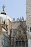 Venetië - Porta della Carta Royalty-vrije Stock Foto