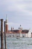 Venetië-San Giorgio Maggiore-II- Stock Fotografie