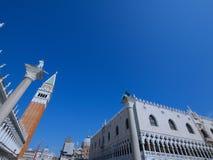 Venetië - San Marco - een verschillende mening Royalty-vrije Stock Foto