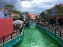 Venetië in Thailand Royalty-vrije Stock Fotografie