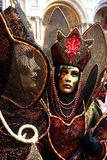 Venetië Carnaval Stock Afbeelding
