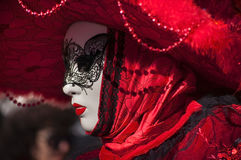 Venetiaan Carnaval-2013 Stock Foto's