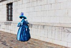 Venetiaans Carnaval 2012 Stock Fotografie