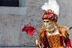 Venetiaans Carnaval 2012 Royalty-vrije Stock Foto's