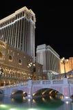 Venetiaans Casino in Las Vegas Stock Afbeelding