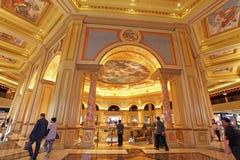 Venetiaans casino in Macao Royalty-vrije Stock Afbeelding