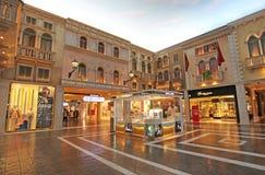 Venetiaans casino in Macao Stock Fotografie