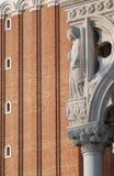 Venetiaans detail royalty-vrije stock fotografie