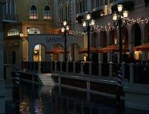 Venetiaans Las Vegas Stock Afbeeldingen