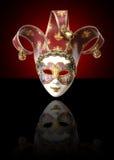 Venetiaans masker. Stock Fotografie
