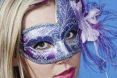 Venetiaans masker Royalty-vrije Stock Fotografie