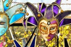 Venetiaans masker Stock Fotografie