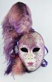 Venetiaans masker 01 Stock Foto's