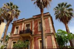 Venetiaanse architectuur in chania Royalty-vrije Stock Foto's