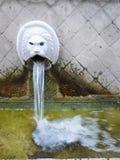 Venetiaanse fontein Stock Foto's