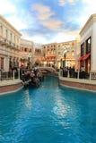 Venetiaanse Las Vegas Royalty-vrije Stock Foto