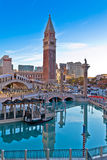 Venetiaanse Las Vegas stock afbeeldingen