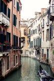 Venetiaanse straat Royalty-vrije Stock Foto's