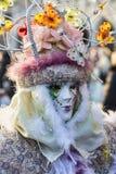 Venetiaanse Vermomming Stock Fotografie