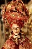Venetial Puppe stockfoto