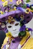 venetian маски масленицы традиционное Стоковое Изображение RF