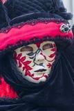 venetian маски масленицы традиционное Стоковая Фотография RF