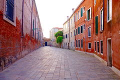 Venetian улица Стоковое Изображение