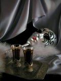 маска venetian Стоковое Изображение RF