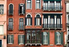 Venetian Apartment Building Stock Image
