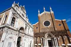 Venetian architecture Stock Photography