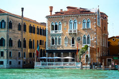 Venetian architecture royalty free stock image